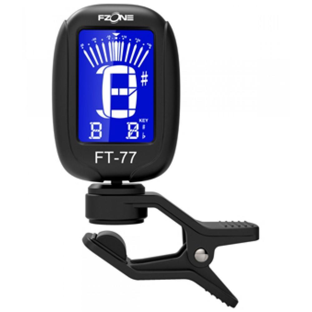 Тюнер для настройки гитары F-ZONE FT-77
