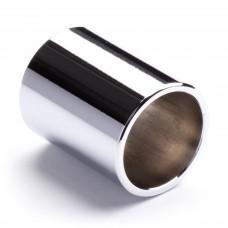 """Слайдер """"Dunlop"""" 221-Dunlop, стальной, хромированный, короткий"""