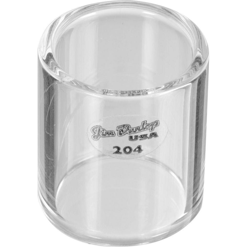 """Слайдер """"Dunlop"""" 204-Dunlop, стеклянный, обычная толщина, короткий"""