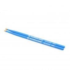 Hurricane, 5BBU, USA Hickory, палочки барабанные синие