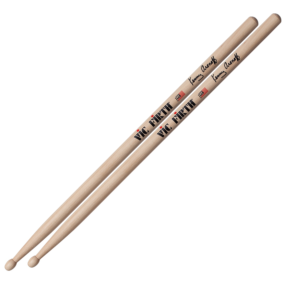 Палочки барабанные Vic Firth Signature Series PP Kenny Aronoff