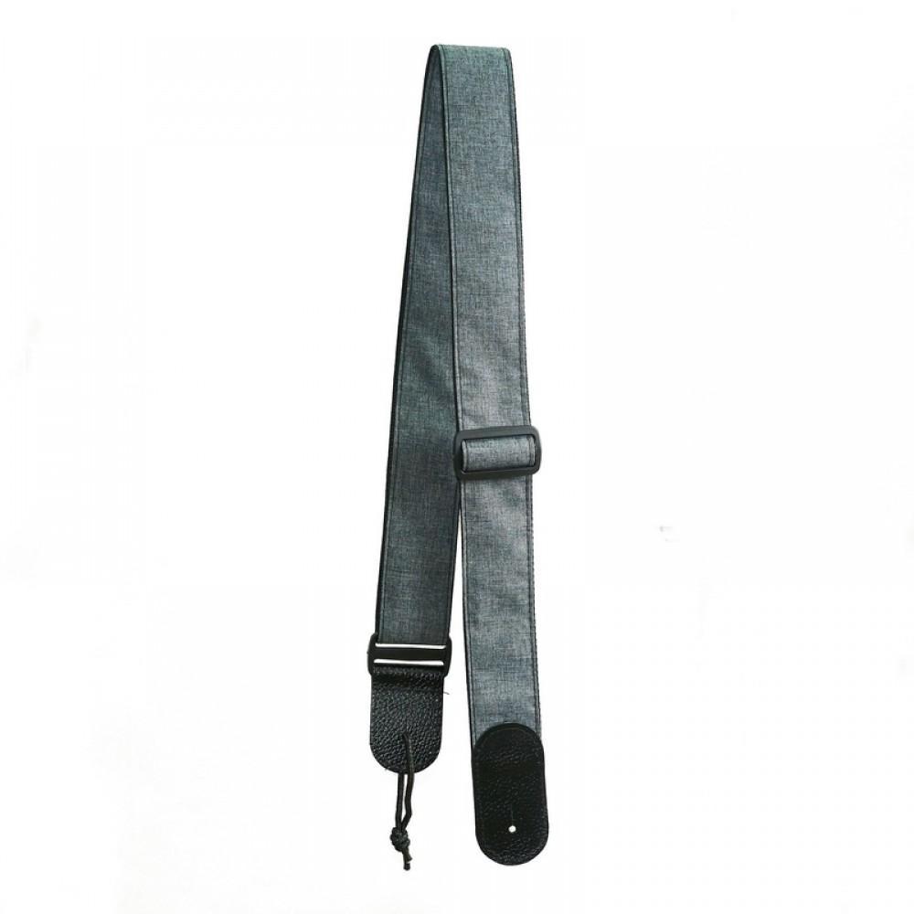 Ремень для гитары Armadil X-301 цвет (серый джинс).