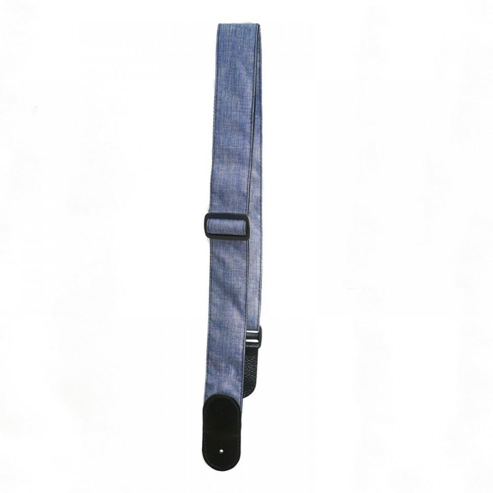 Ремень для гитары Armadil X-301 цвет (фиолетовый джинс).
