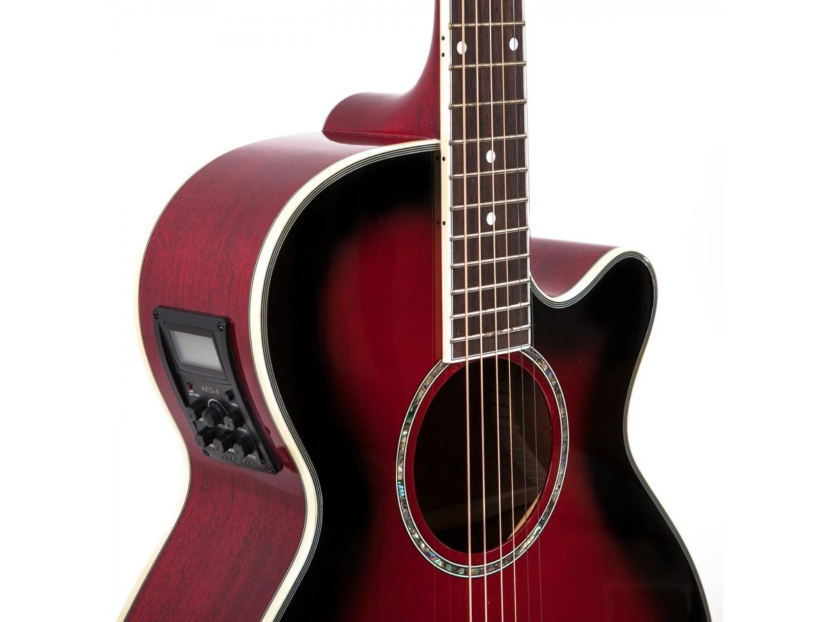 Электроакустическая гитара. Что это и с чем ее «едят»?