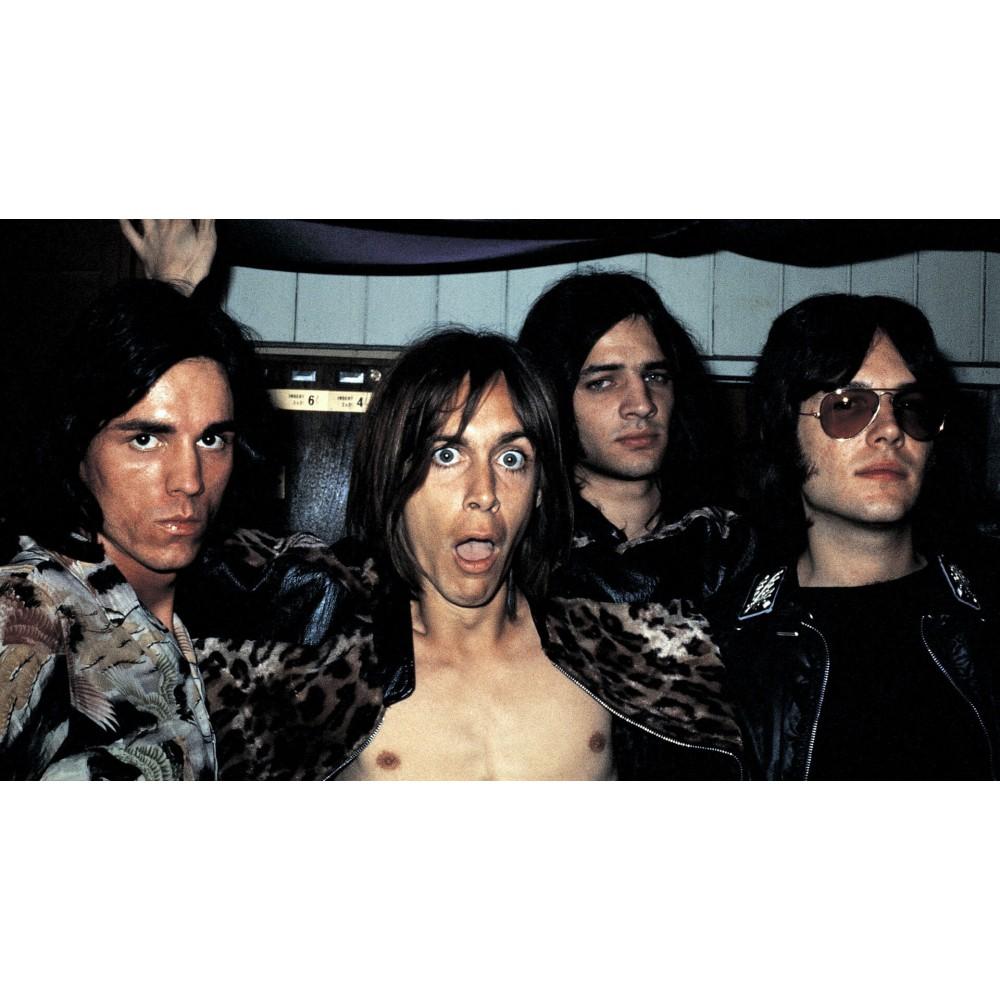 История одной группы. Игги Поп и The Stooges