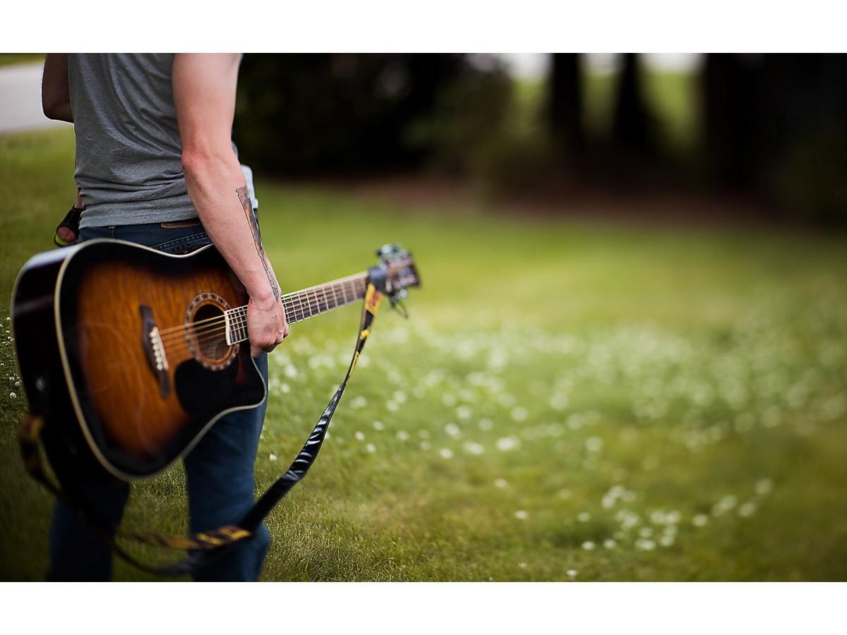 Гитара. Как проявлять инициативу в обучении и мотивировать себя на занятия.