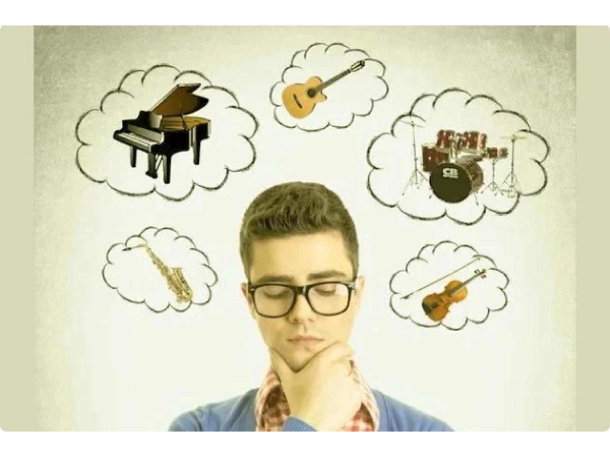 Как выбрать первый музыкальный инструмент для ребенка?