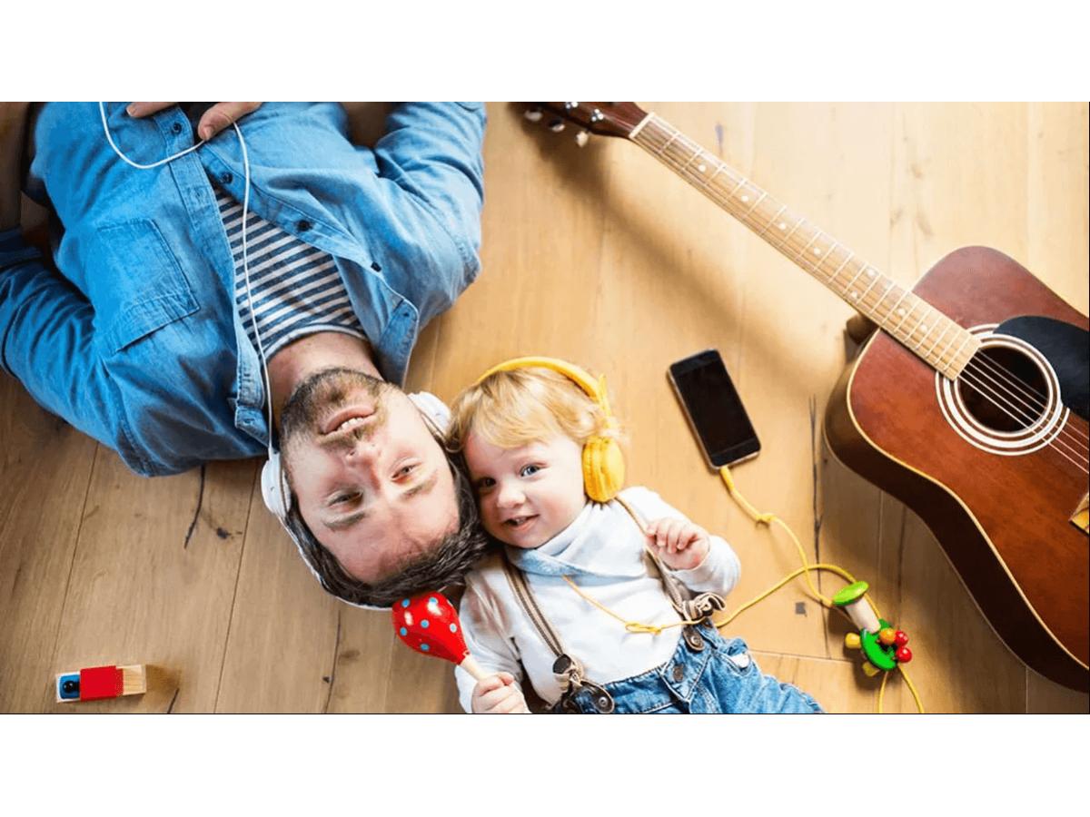 Ребёнок и музыка - когда начинать?
