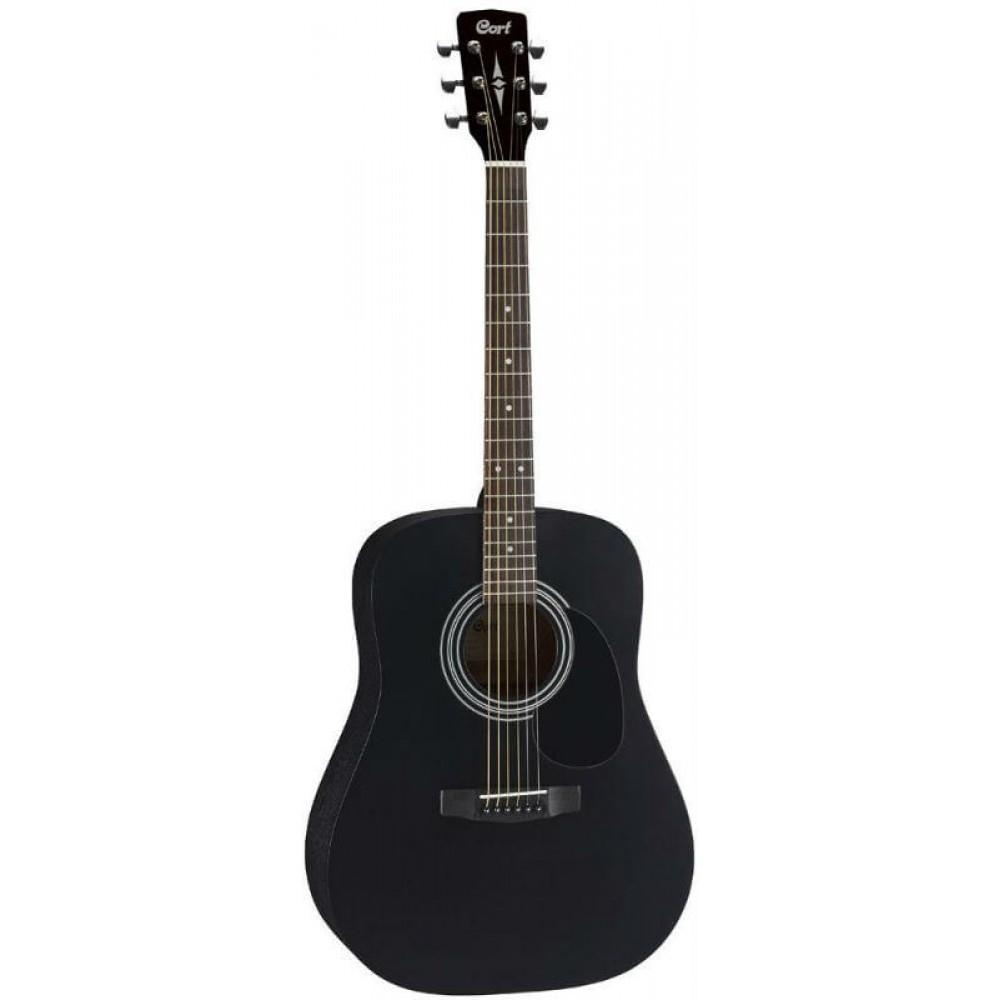 Акустическая гитара Cort AD-810 BKS