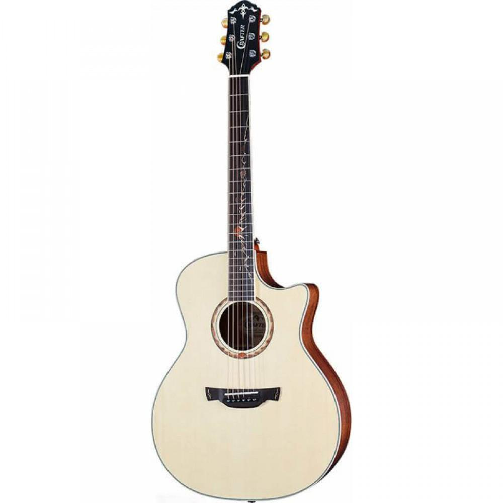 Электроакустическая гитара Crafter SR G-MAHOce