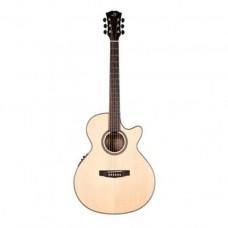 Электроакустическая гитара Dowina Rustica GACE