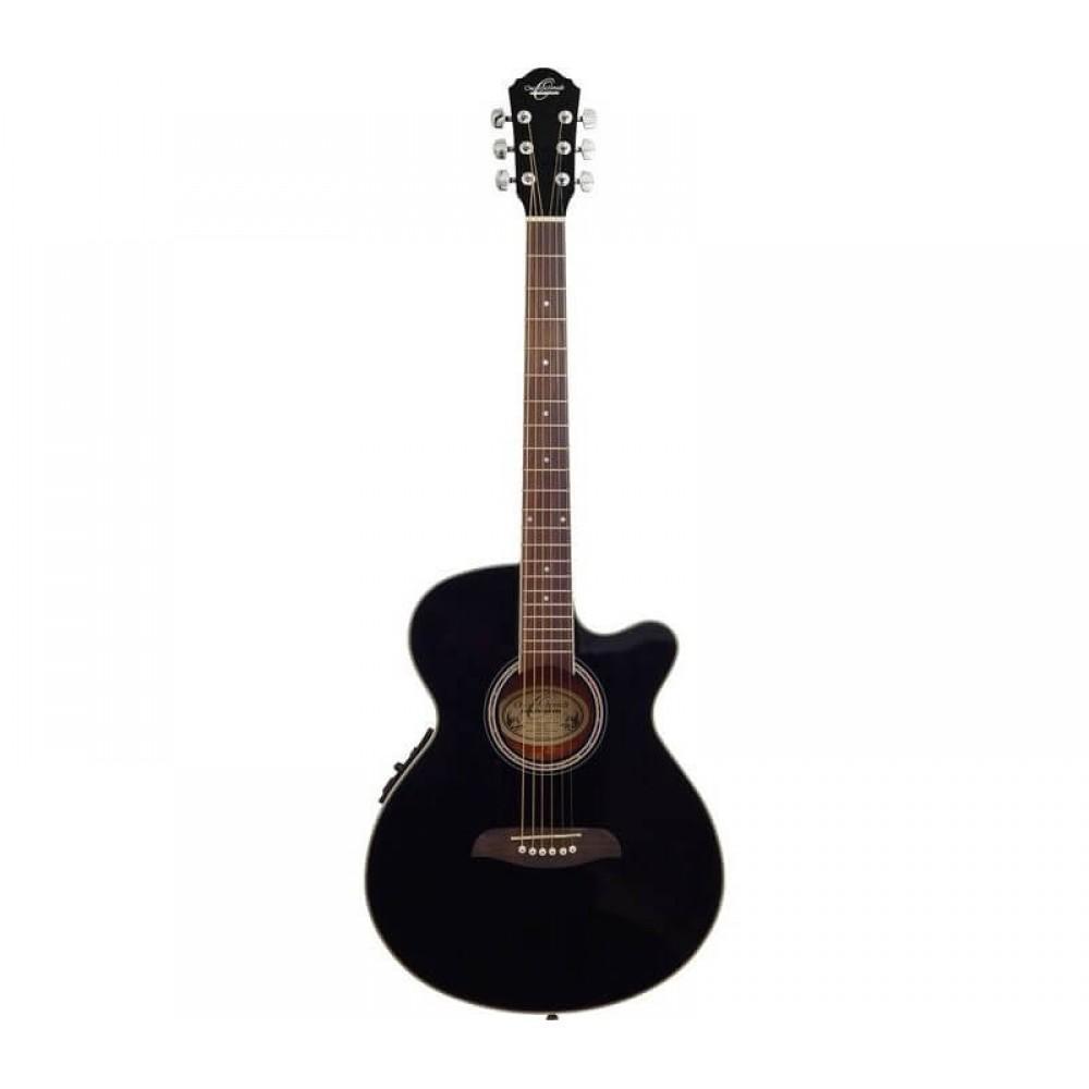 Электроакустическая гитара Oscar Schmidt OD50CEB