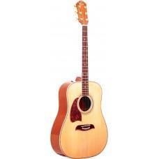 Леворукая Акустическая гитара Oscar Schmidt OG2NLH