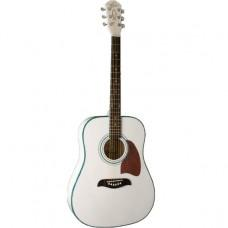 Акустическая гитара Oscar Schmidt OG2WH