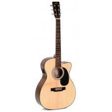 Электроакустическая гитара Sigma 000MC-1STE