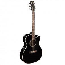 Электроакустическая гитара Sigma 000MC-1STE-BK