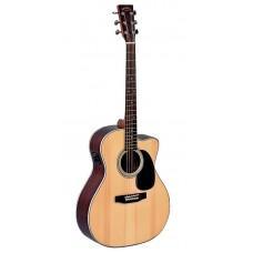 Электроакустическая гитара Sigma GRC-1STE