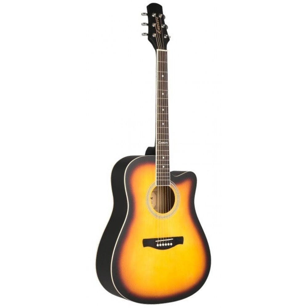 Laviere L-401 (SB),  гитара акустическая, матовая