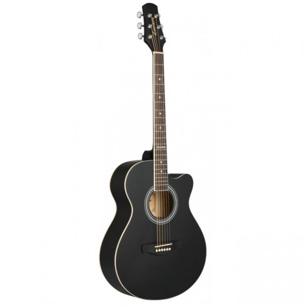 Laviere L-400 (BK), джамбо, акустическая гитара