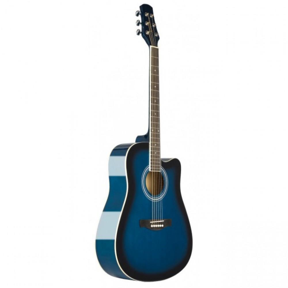 Laviere L-41 (BLS), вестерн акустическая гитара