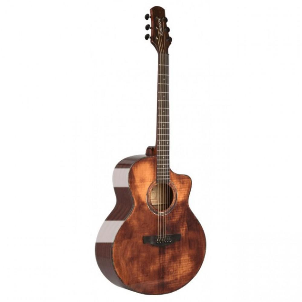 Laviere LJF-50C (BR), джамбо, акустическая гитара