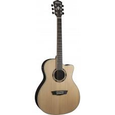 Электроакустическая гитара Washburn AG70CE