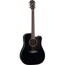 Электро-акустическая гитара Washburn WA90CEB