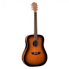 Акустическая гитара Washburn WD7SATBM
