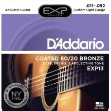 D'Addario 11-52 EXP13