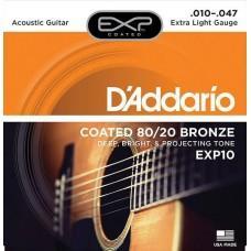 D'Addario 10-47 EXP10