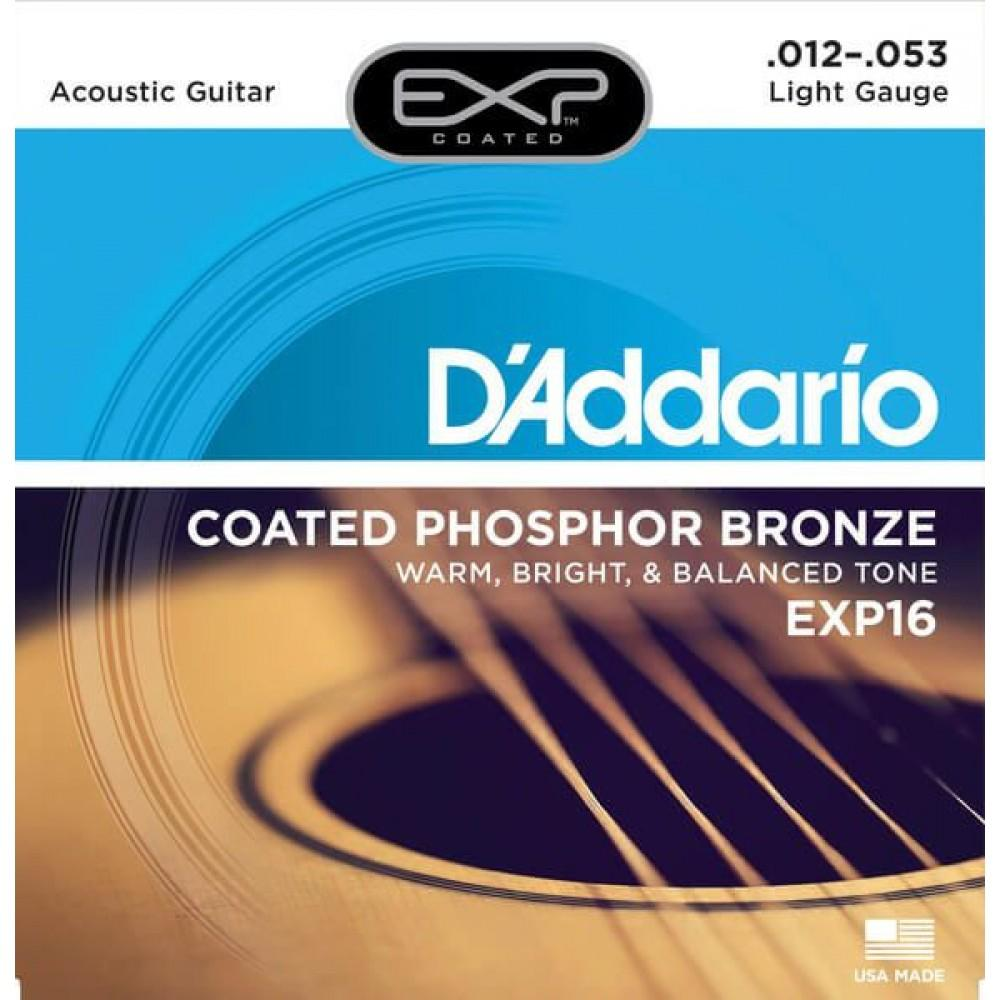 D'Addario 12-53 EXP16