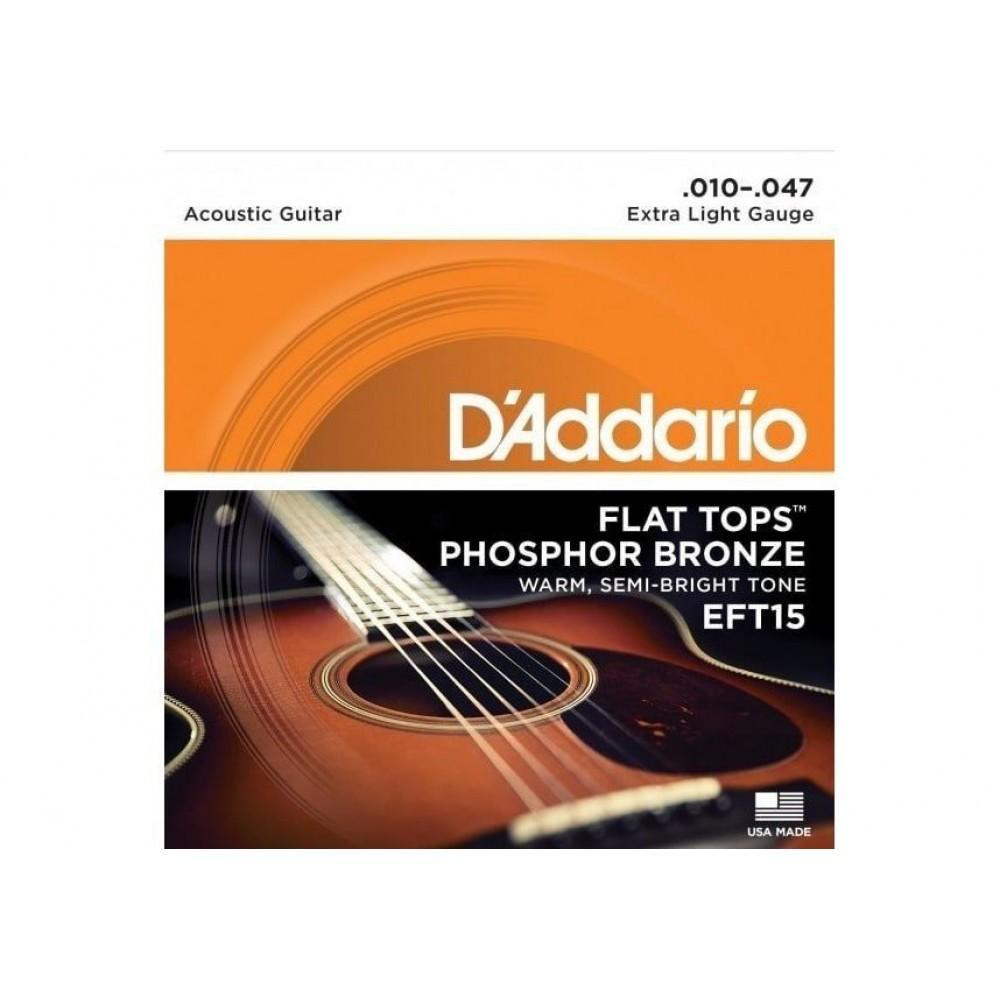 D'Addario 10-47 EFT-15