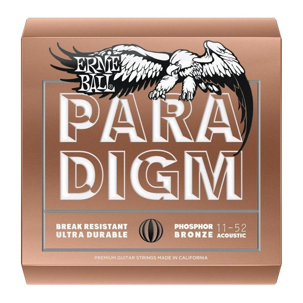 Ernie Ball 2078 11-52 Paradigm Super Phosphor Bronze