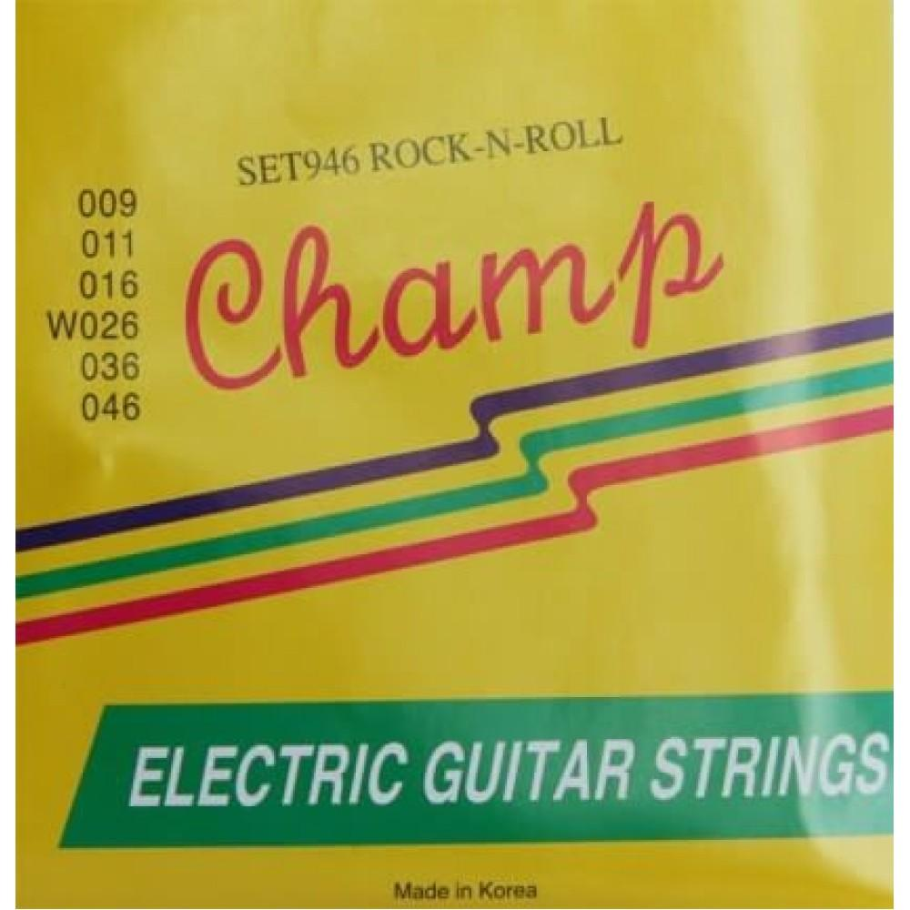 Champ Electric Nickel 8-38