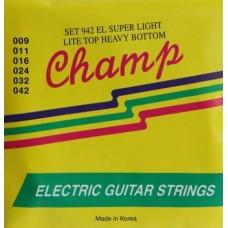 Champ Electric Nickel 9-42