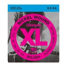 D'Addario XL Nickel 9.5-44 Super Light Plus EXL120+
