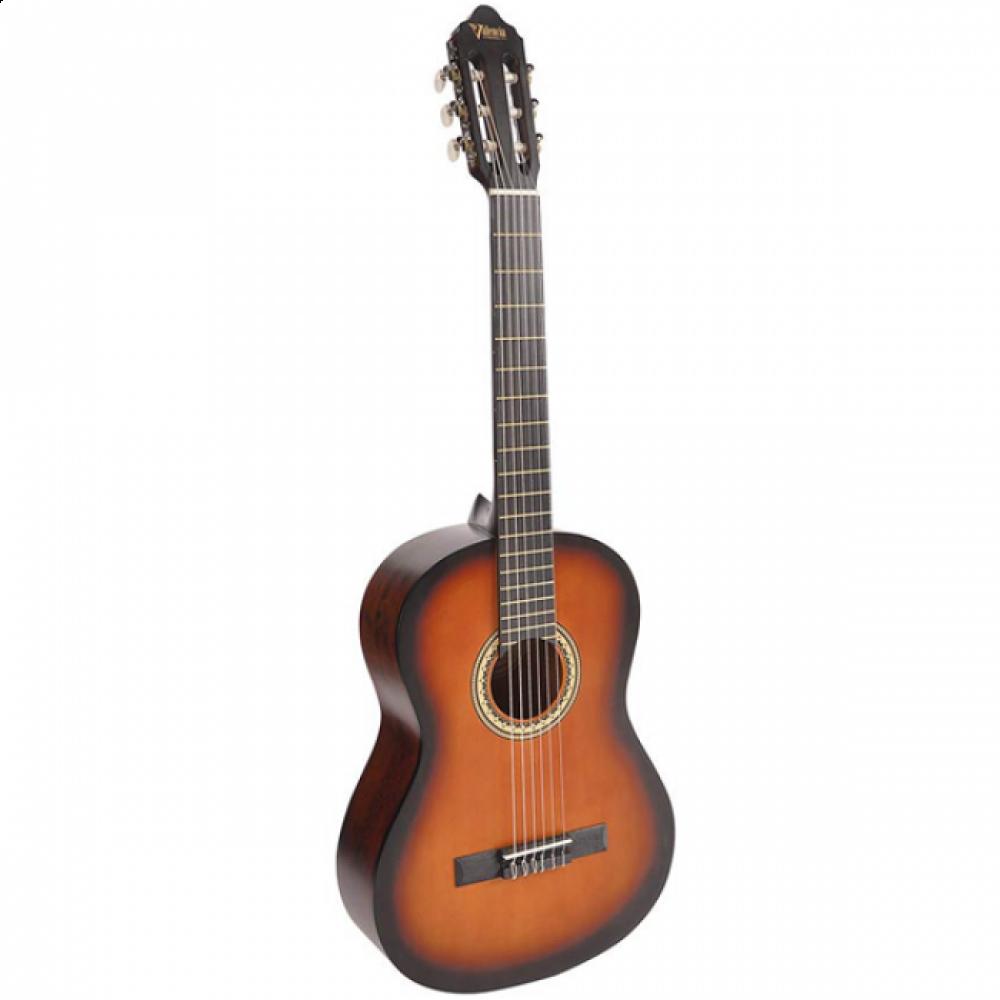 Гитара классическая с узким грифом Valencia VC-204H (CSB)