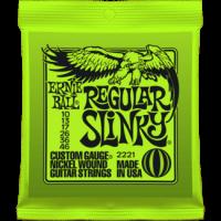 Струны для электрогитары Ernie Ball 2221 10-46 Regular Slinky