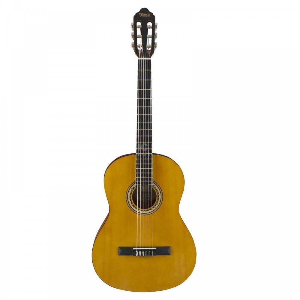 Гитара классическая с узким грифом Valencia VC-204H