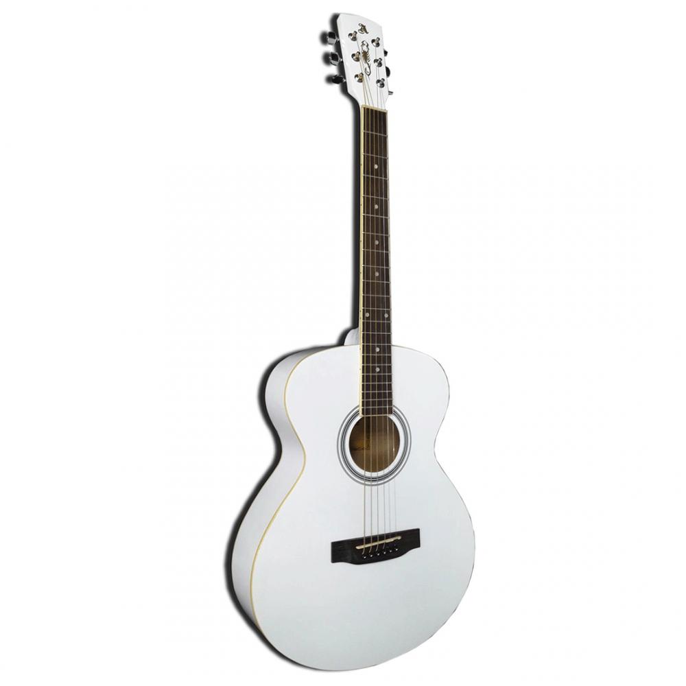 Гитара акустическая Alicante ROCK (WH)