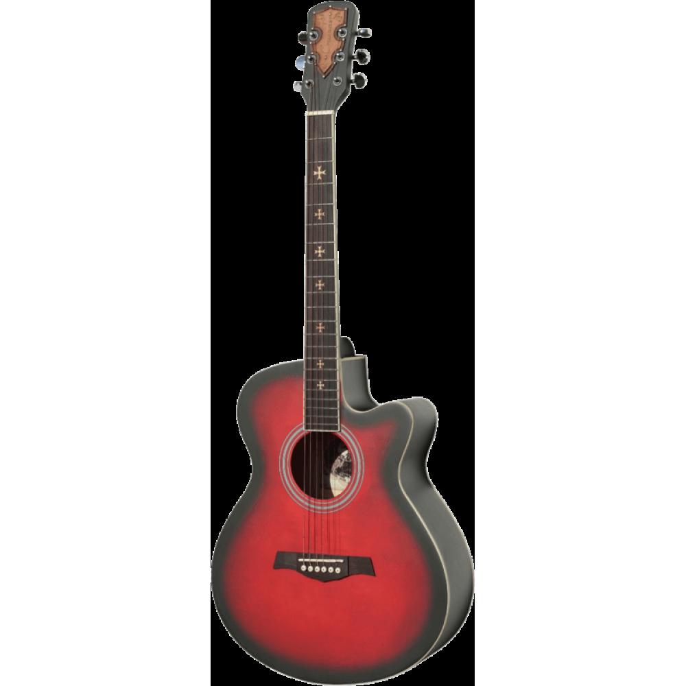 Гитара акустическая Crusader CF-4000 (RDS)