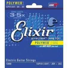 Elixir 9-42 Polyweb 12000
