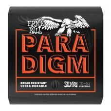 Ernie Ball 2015 10-52 Paradigm Heavy Bottom Slinky