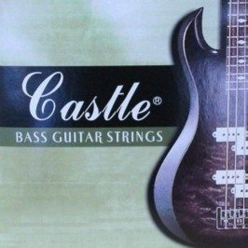 Castle Bass Nickel 40-125