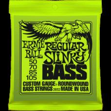 Струны для бас гитары Ernie Ball 2832 50-105 Hybrid Slinky