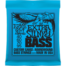 Струны для бас гитары Ernie Ball 2835 40-95 Extra Slinky
