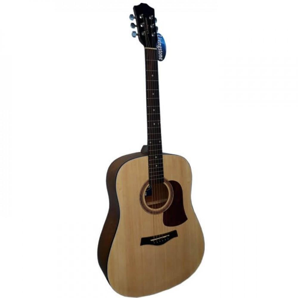 Гитара акустическая Livingstone W-10 (NS)