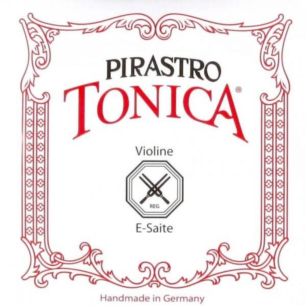 Струны для скрипки Pirastro Tonica 412021