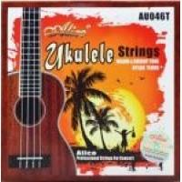 Alice AU046-T, струны для укулеле тенор и концертной