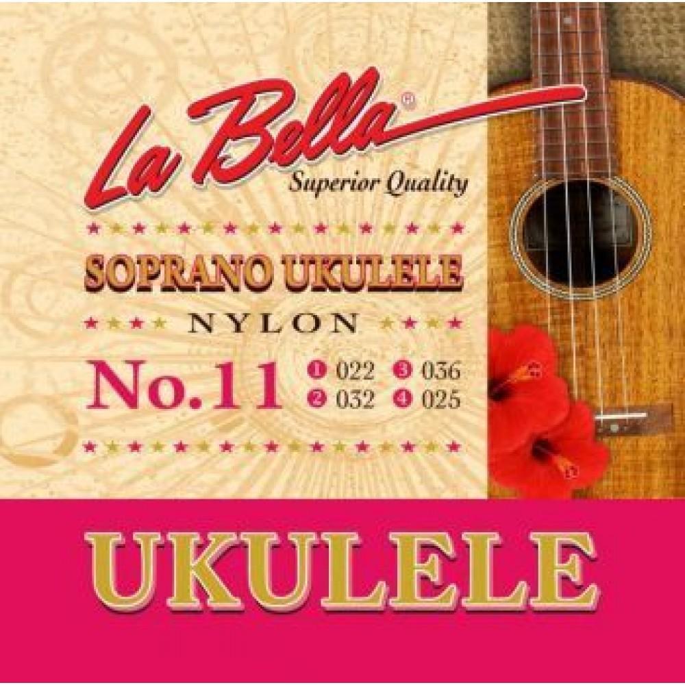 La Bella 11 Soprano Nylon
